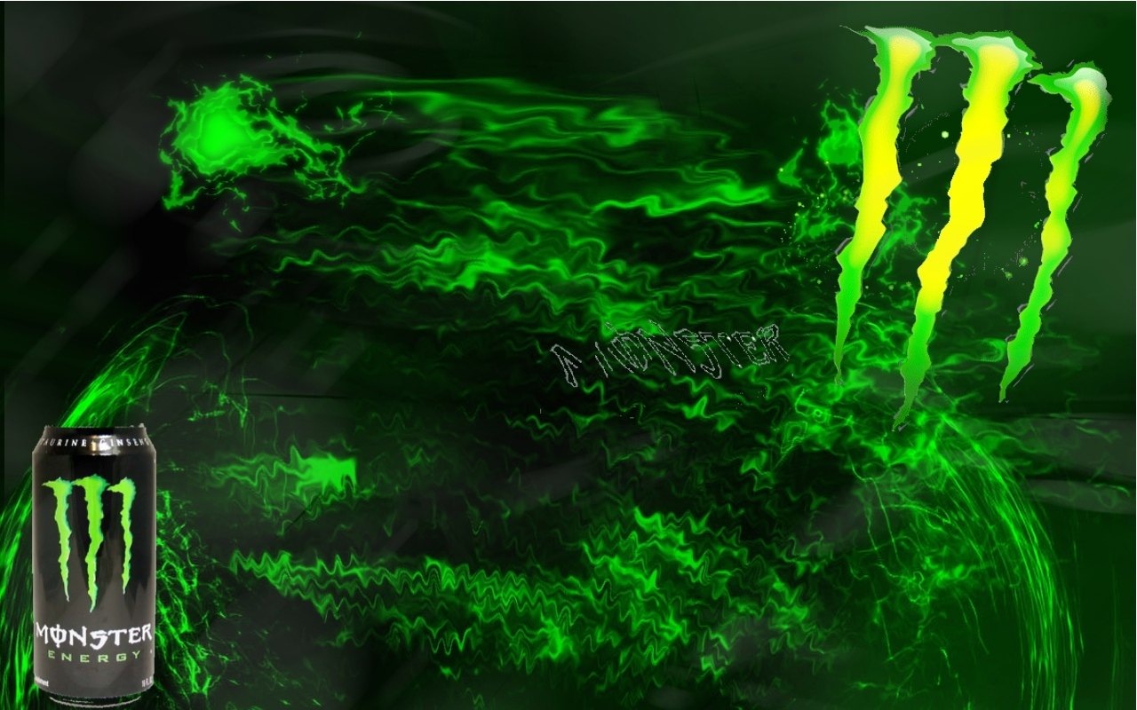 Monster Energy Wallpaper By Bg1rL